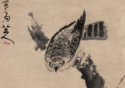 Chinese Bird Painting