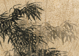 Tang Yin: Bamboo in a Spring Thunderstorm