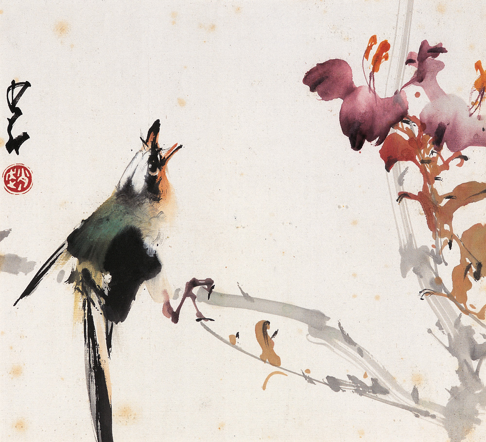 Chinese Bird Paintings