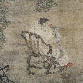 Cui Zizhong: Su Shi Losing His Girdle