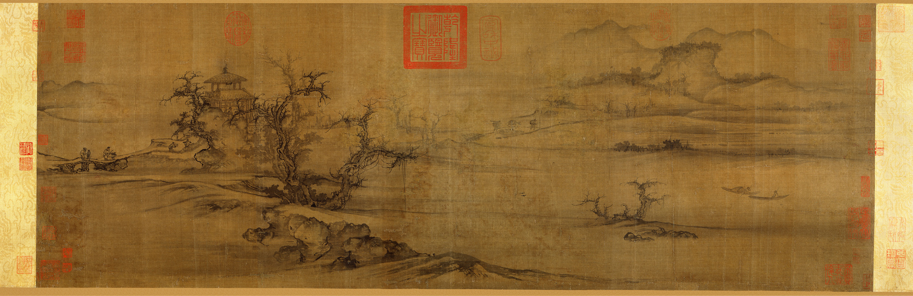Guo Xi: Old Trees, Level Distance