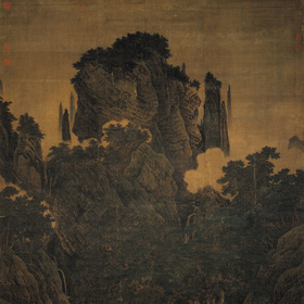 Li Tang: Wind in Pines among a Myriad of Valleys