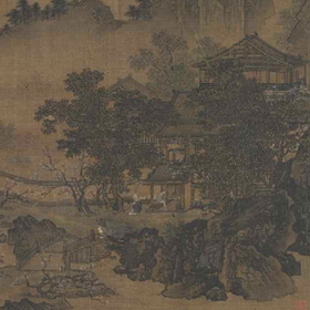 Liu Songnian: Landscape of the Four Seasons