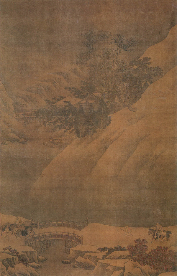 Liu Songnian: Traveling in Snow Mountains