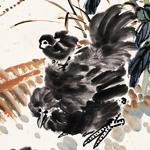 Qi Baishi: Chicken Paintings