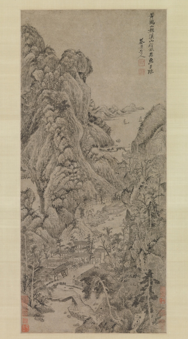 Wu Li: Travelers Among Streams and Mountains