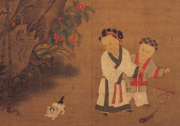 Su Hanchen: Children in Winter