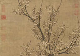 Wang Mian: Plum Blossoms in Early Spring